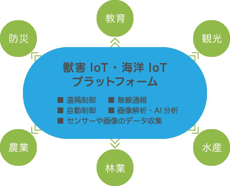 地域IoTネットワーク